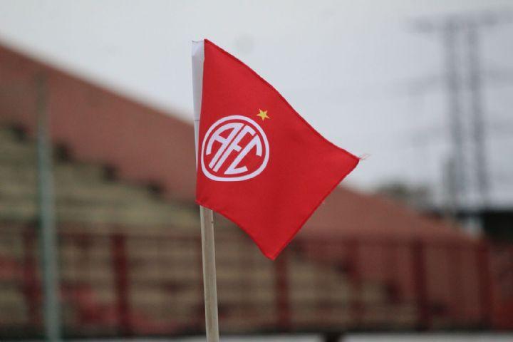 4c031d291f America Football Club    America formaliza acordo de licenciamento com a Myflag  Bandeiras